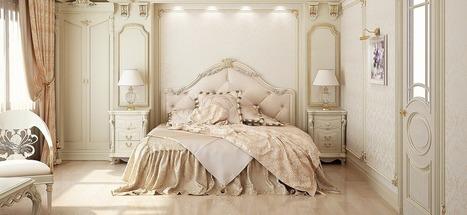 Kuriame miegamojo interjerą. Kreminė spalva | Patalynės pasaulis | Scoop.it