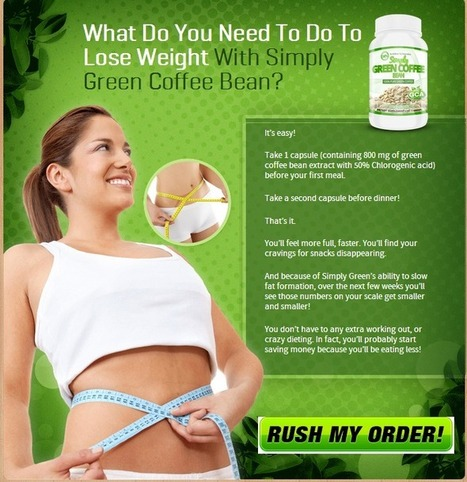 Simply Green Coffee Bean Review - GET FREE TRIAL SUPPLIS LIMITED!!! | Weight Loss Coffee 55 | Scoop.it