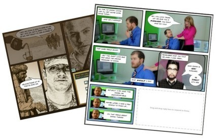 3 Ways to Make Your E-Learning Course Look Like a Comic Book » | Digital story telling in  EFL classes. | Scoop.it