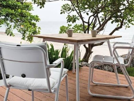 Crush : La collection outdoor Corail de Oasiq | décoration & déco | Scoop.it