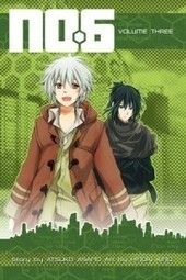 Manga in Minutes: No. 6, Vols. 3 + 4 | Comics Should Be Good ... | Young Adult Books - Selection | Scoop.it