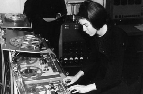 Delia Derbyshire: Trailblazer for Musical Modernism | Herstory | Scoop.it