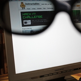 Privacy monitor hacked from an old LCD Monitor | Mediation AADN | Scoop.it