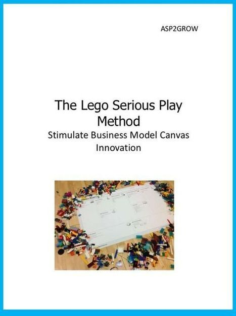 Lego Serious Play & Business Model Canvas | #LSP | Scoop.it