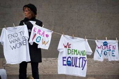 At Statehouse rally, hundreds decry 'war on women' | Coffee Party Feminists | Scoop.it