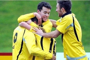 2. Darren Gilbert thrilled as Bodmin close in on ... - This is Cornwall   Football Cornwall   Scoop.it