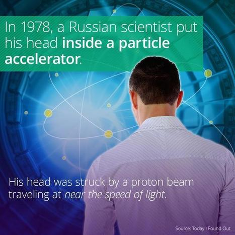 Anatoli Petrovich Bugorski, The Man Who Put His Head ... | STEM Connections | Scoop.it
