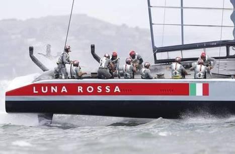 Cagliari si candida a ospitare allenamenti Luna Rossa - ANSA.it   Cagliari holidays   Scoop.it