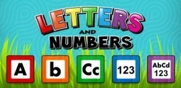 New Letter And Number Educational App From Learning Gems Released | Educational Apps For Children | Scoop.it