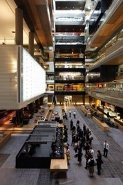 ANZ Center in Melbourne Australia | City Camp - Architecture | Scoop.it