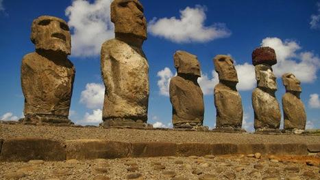 Ile de Pâques: de nouveaux éléments sur l'effondrement de la culture Rapa Nui | Aux origines | Scoop.it