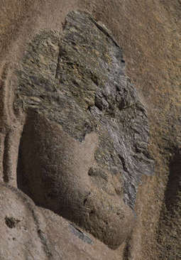 Ancient Buddha attacked by Taliban in Pakistan gets facelift thanks ... - Greenfield Daily Reporter | Artifacts | Scoop.it