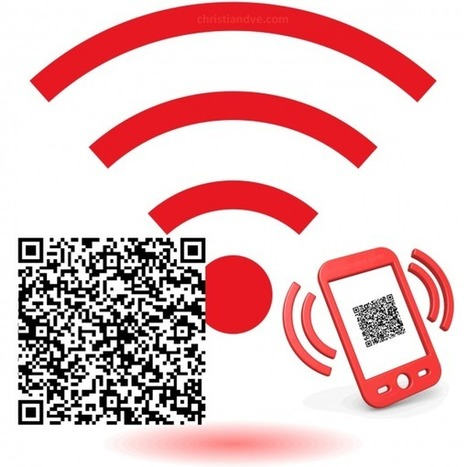 Cómo crear un QR para configurar una Wifi en Android y iPhone/iPad gratis | Information Technology & Social Media News | Scoop.it
