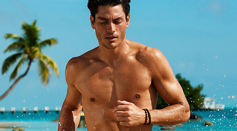 Tyson Ballou For H&M's 2013 Beachwear Collection | DerriusPierre.Com | Scoop.it