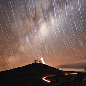 Is the Milky Way a Cannibal? An Astronomer Travels to the Driest Place on Earth to Find Out: Scientific American | Science And Wonder | Scoop.it