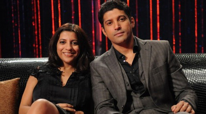 Zoya Is Really Good At What She Does: Farhan Akhtar – Entertainment Articles | Entertainment | Scoop.it