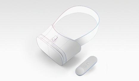 ¿Nexus VR? Google no solo diseñará gafas de RV Daydream: también las fabricará | Mobile Technology | Scoop.it