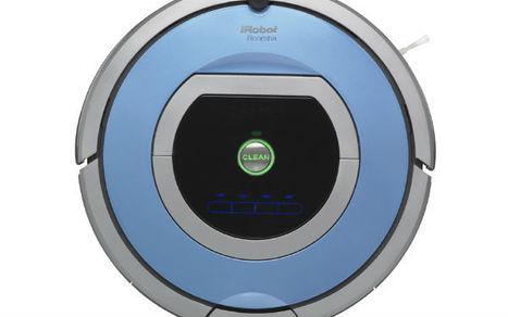 iRobot Releases Smartest Roomba Yet | The Robot Times | Scoop.it