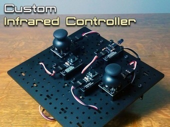 Making your own Infrared Controller with Arduino | Open Source Hardware News | Scoop.it