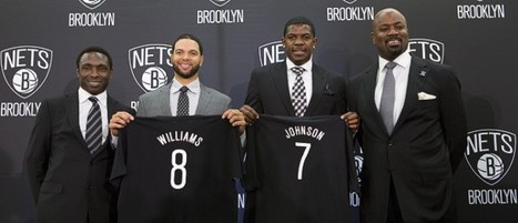 NBA.com: Brooklyn Nets to be featured on NBA TV's The Association   Ad Vitam Basketball   Scoop.it