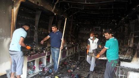 Iraq bomb attacks kill at least 30 - Yahoo News - Yahoo News | Terrorism | Scoop.it