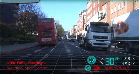 Augmented reality windshield may soon be available for all vehicles, thanks to MVS | Innovations in e-Learning | Scoop.it