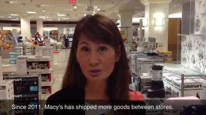 Macy's blurs lines between stores, online | Innovation sur les points de vente | Scoop.it