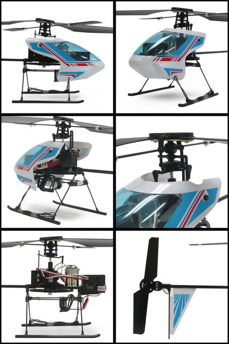 Walkera 4 Dragonfly 4CH RC Helicopter | Territorio | Scoop.it