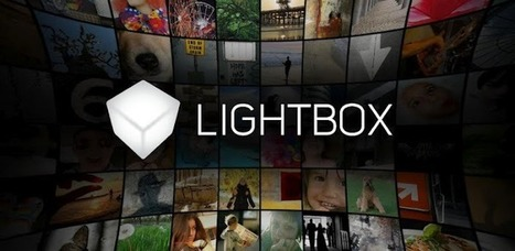 Lightbox Photos - Applications sur l'Android Market | Best of Android | Scoop.it