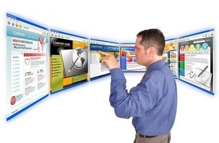 5 tips to help you create visually stunning websites | Kompetenceudvikling af frivillige | Scoop.it