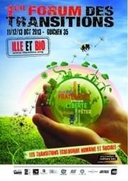 Guichen : Forum des Transitions écologiques, humaines et sociales - Ille et Bio 2013 11 au 13 - Agenda & Actualité | Forum Ouvert | Scoop.it