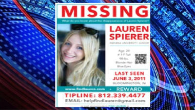 OpEdNews - Diary: Missing College Student To Benefit In Race By Runner W/bad Feet   Lauren Spierer   Scoop.it