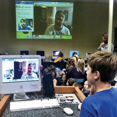 Skype can take your classroom wherever you want to go! | Future Focus Learning in Australian School Libraries | Scoop.it
