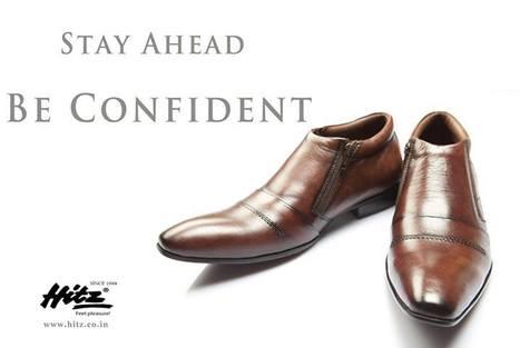 Stay ahead be confident with Hitz | Hitz Men Shoes | Scoop.it