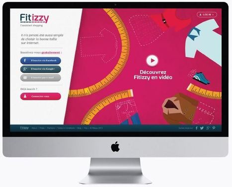 Fitizzy, l'assistant shopping omnicanal - Mon Client Digital | Expériences en cross-canal et utilisation du multicanal | Scoop.it
