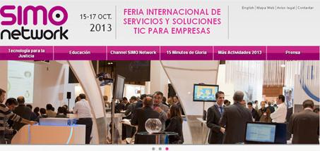 SIMO EDUCACIÓN - Salón de Tecnología para la Enseñanza - Inicio   Educación, Comunicación y Redes Sociales   Scoop.it