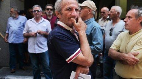 Pope backs Greeks in euro crisis, says human dignity vital | Peer2Politics | Scoop.it