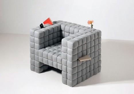 Lost In Sofa by Daisuke Motogi Architecture   #Design   Scoop.it