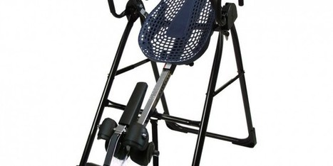 Teeter Hang Ups EP-950 Inversion Table With Healthy Back DVD review | The best sharing | Scoop.it