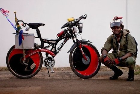 GOOD Pictures: Documenting South Africa's Bike Culture - Design - GOOD | Sustainable Futures | Scoop.it