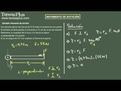 Momento de Inercia calculado para formas regulares | Tutorial | MECANICA | Scoop.it