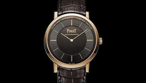 Tendance horlogerie : vers un retour montres vintage, et aux sources... | Montres mécaniques | Scoop.it