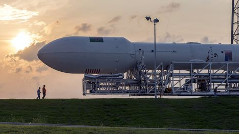 SpaceX booked its first Moon mission—and it uses ridesharing | The NewSpace Daily | Scoop.it