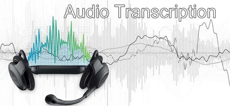 Traduction et transcription fichiers audio | Télétravail : Demande devis | Scoop.it