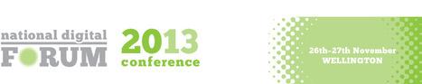 National Digital Forum NZ, 26-27 November 2013 | Professional learning | Scoop.it