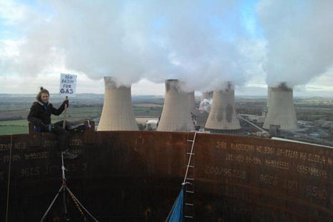 EDF in legal climbdown over climate protest   link2portal - news and business directory   link2portal   Scoop.it