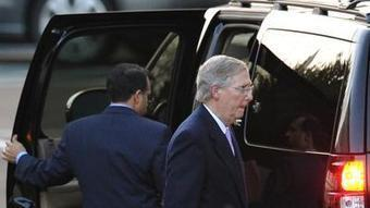 Reid, McConnell will try to reach a deal to avoid 'fiscal cliff' | Sustain Our Earth | Scoop.it