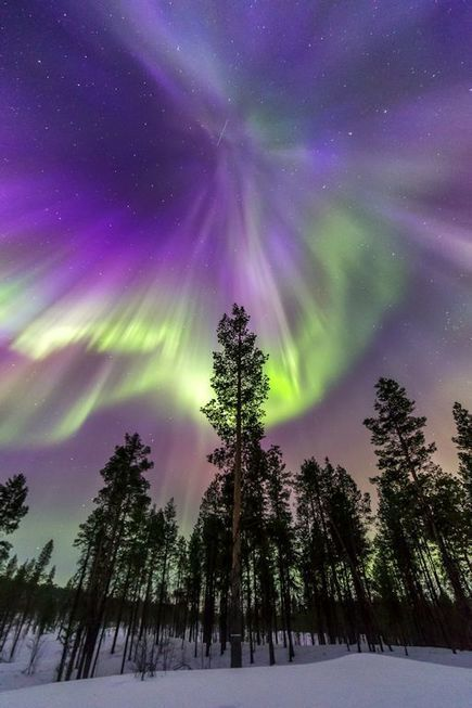 SpaceWeather.com -- News and information about meteor showers, solar flares, auroras, and near-Earth asteroids | Tudo o resto | Scoop.it