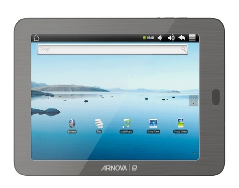 Asda launches sub-£100 8-inch Android tablet #UoLTUG | AJCann | Scoop.it
