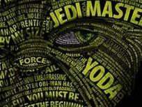 Posters Starwars en Typographie | Du côté décalé de la Force | Scoop.it